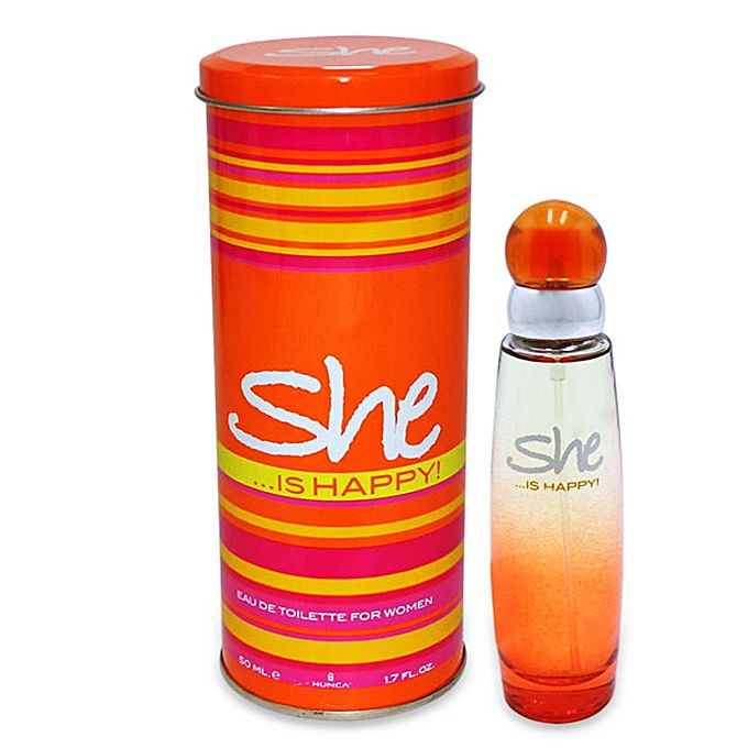 She Collection Happy Perfume For Women - 50 ml