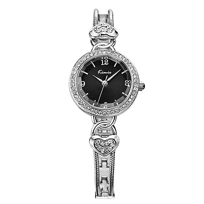 Kimio KC Kimio Stainless Steel Watch For Women - Silver