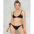 Women's Night Wear Halter Swimwear Lingerie Set