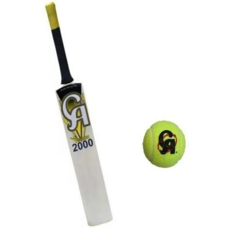 Ca Vision 2000 Tape Ball Bat & Tennis Ball