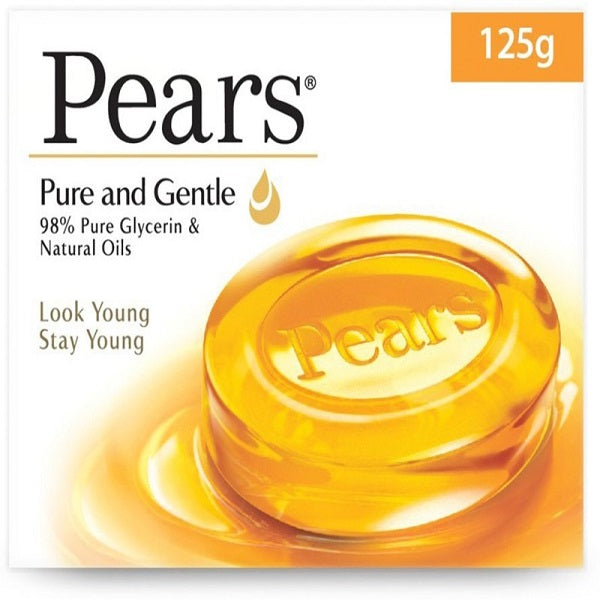 Pears Soap ( Pure & Gentle Soap ) 125g