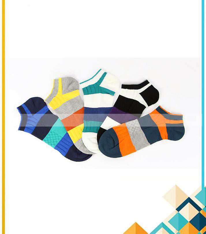 Pack of 12 – Imported Cotton Ankle Socks For Men