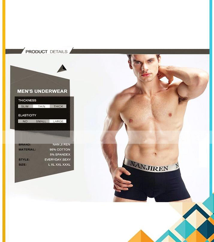 Pack of 2 - Imported High Quality Boxer For Men