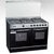 CANON 5 Burner Glass Top Cooking Range C56