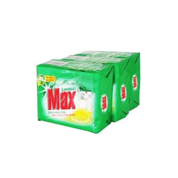 Max Dish Wash Bar 345 GM X3