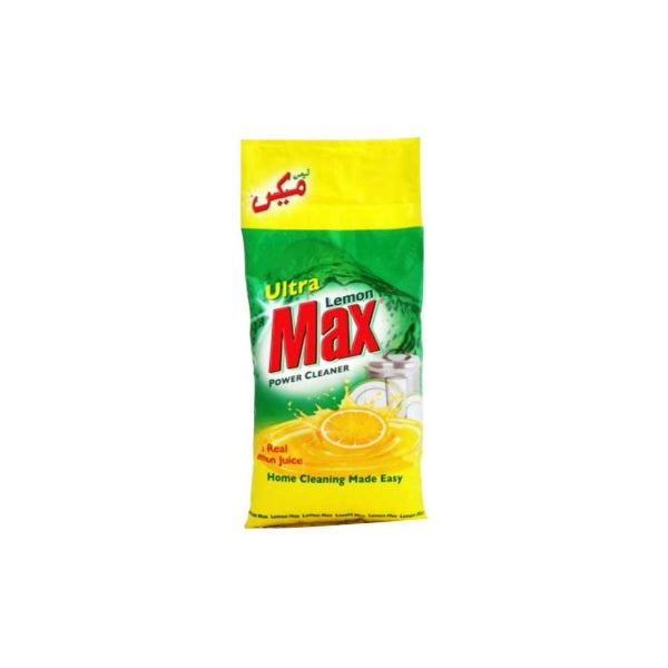 Max Dish Wash Polybag 900GM