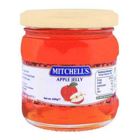 Mitchell's Apple Jelly 200g
