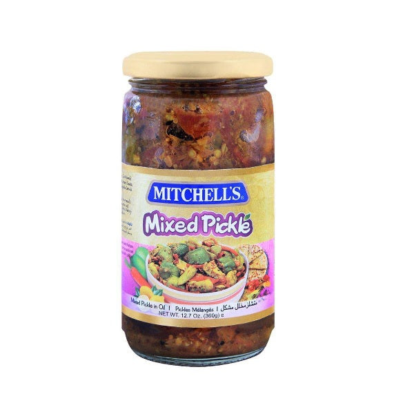 Mitchell's Mixed Pickle 340g