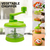 Multi Functional Food Cutting Blender- Chopper with Multi Drivers