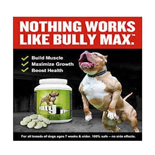 Muscle Builder Tablets For Dogs