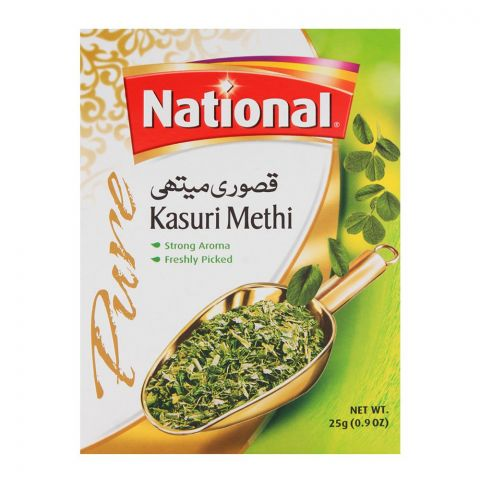 National Qasuri Methi 25gm