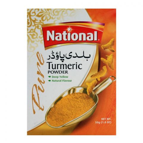 National Turmeric Powder 50gm