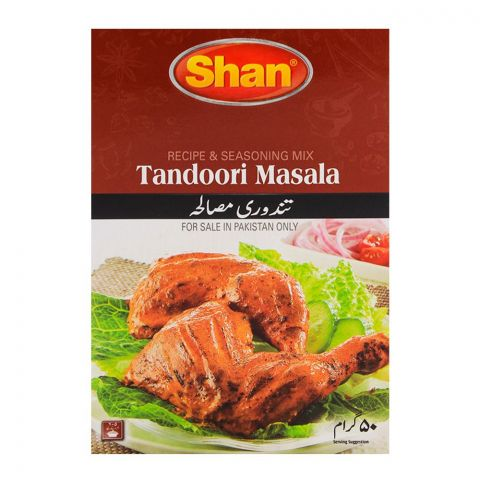 Shan Tandoori Recipe Masala 50gm