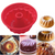 Pack of 2 Silicone Square Cake Mould Big Size Cake