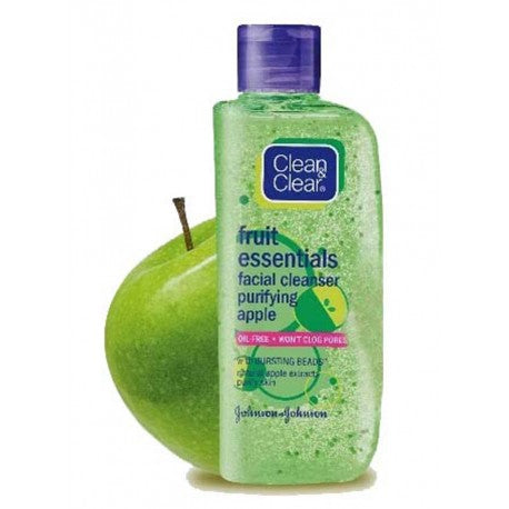 Clean & Clear Face Wash ( Apple )