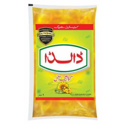 Dalda Cooking Oil 1 Ltr