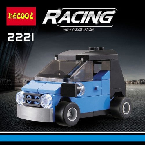 Decool - Mini Racing Pacemaker | Smart (57pcs)