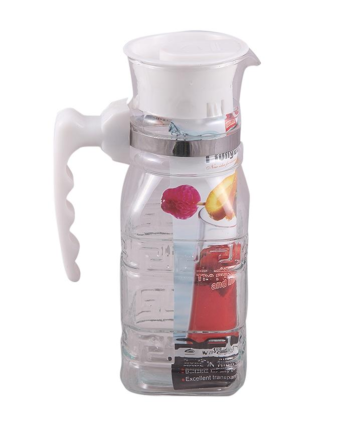 Clear Glass - Multipurpose - Kitchen Dispenser Bottle