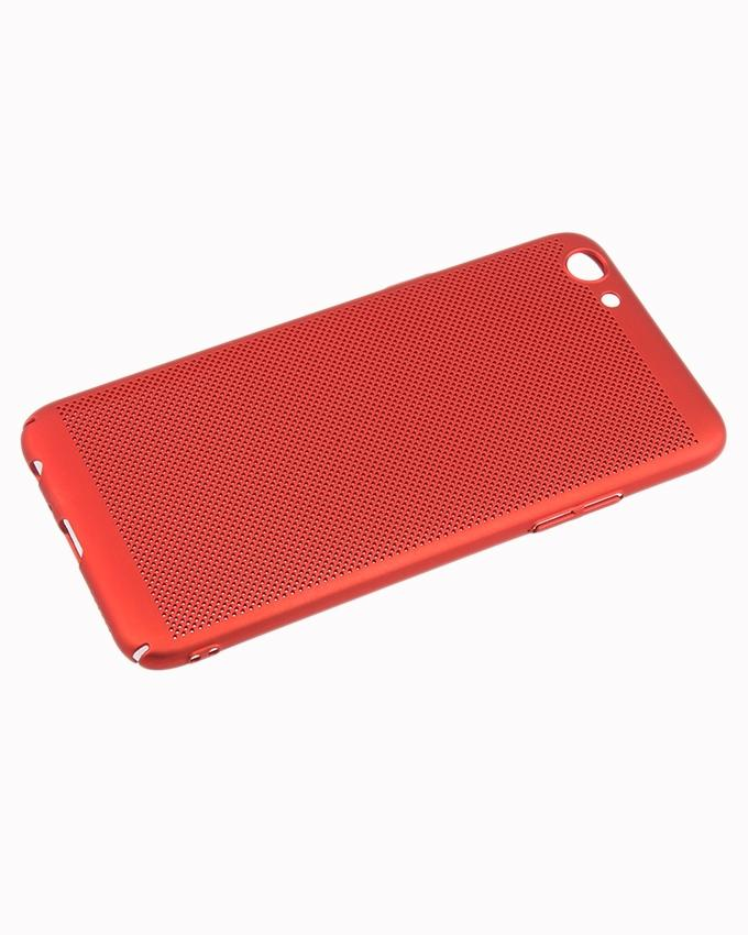 Oppo f3 Pattern Design Cover - Red