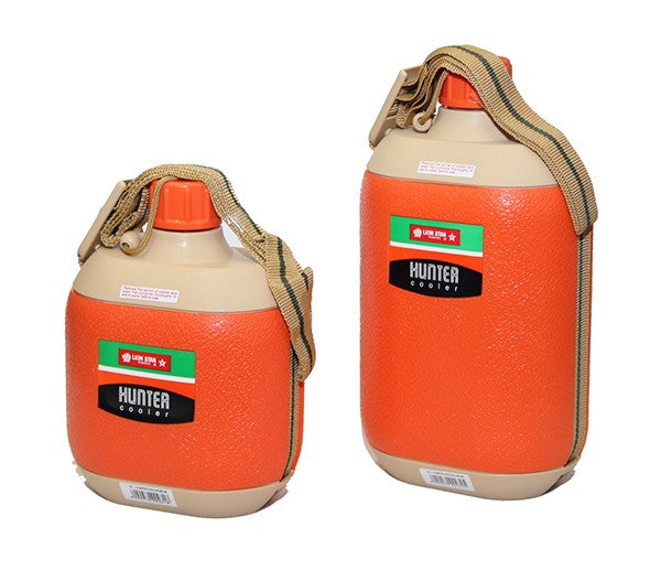 Lion Star Water Bottle Orange