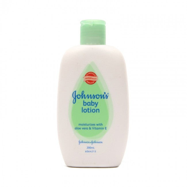 Johnson's Baby Lotion Aloe Vera 200ml