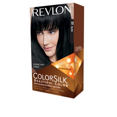 Revlon Color Silk Beautiful Color™ , Black , 10