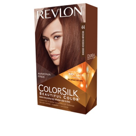 Revlon Color Silk Beautiful Color™ , Medium Reddish Brown ,44