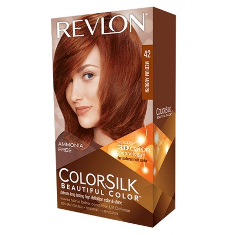 Revlon Color Silk Beautiful Color™ , Medium Auburn,42