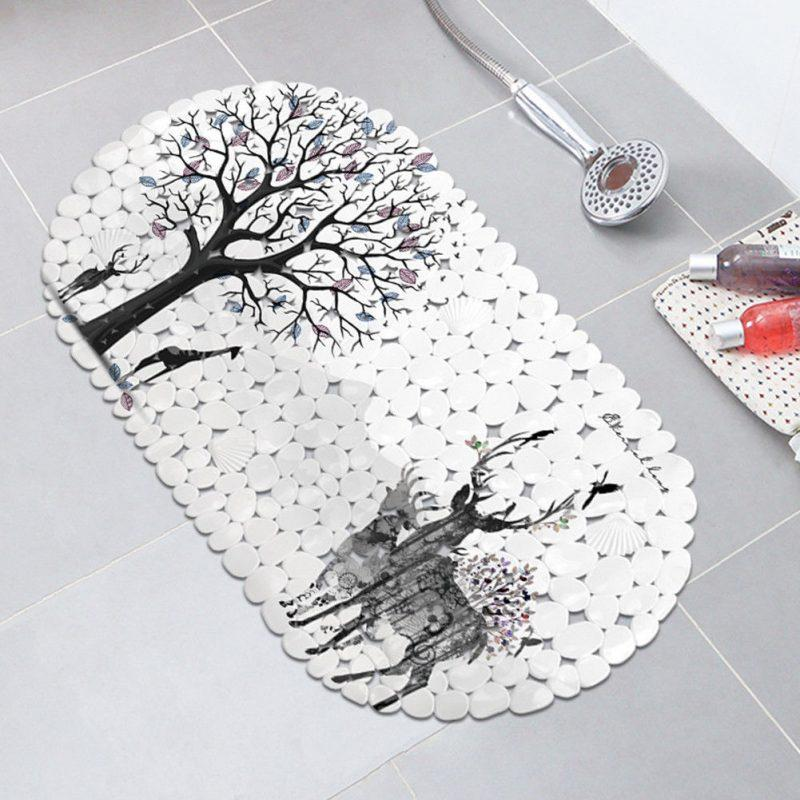 Anti-slip Printed Mat PVC 04