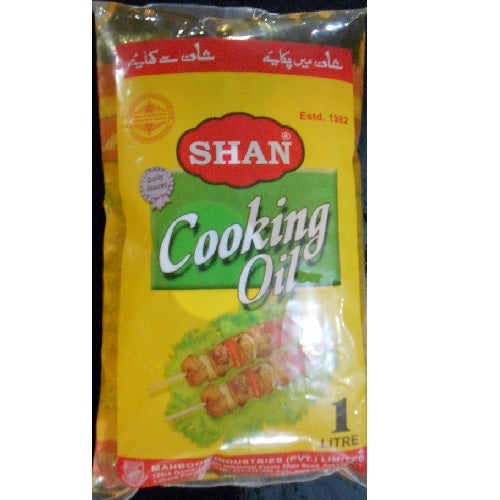 Shan Cooking Oil 1 Ltr
