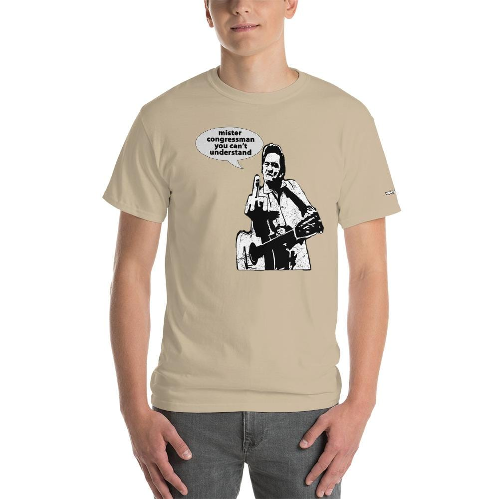 Johnny Cash T-Shirt - Voice4liberty