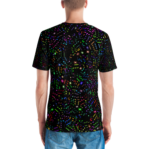 So much music - Men's T-shirt - Voice4liberty