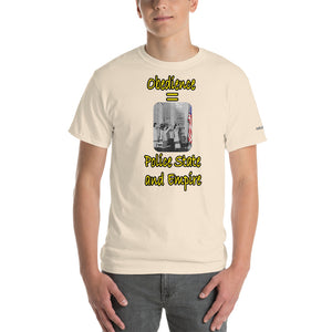 School - Police State T-Shirt - Voice4liberty