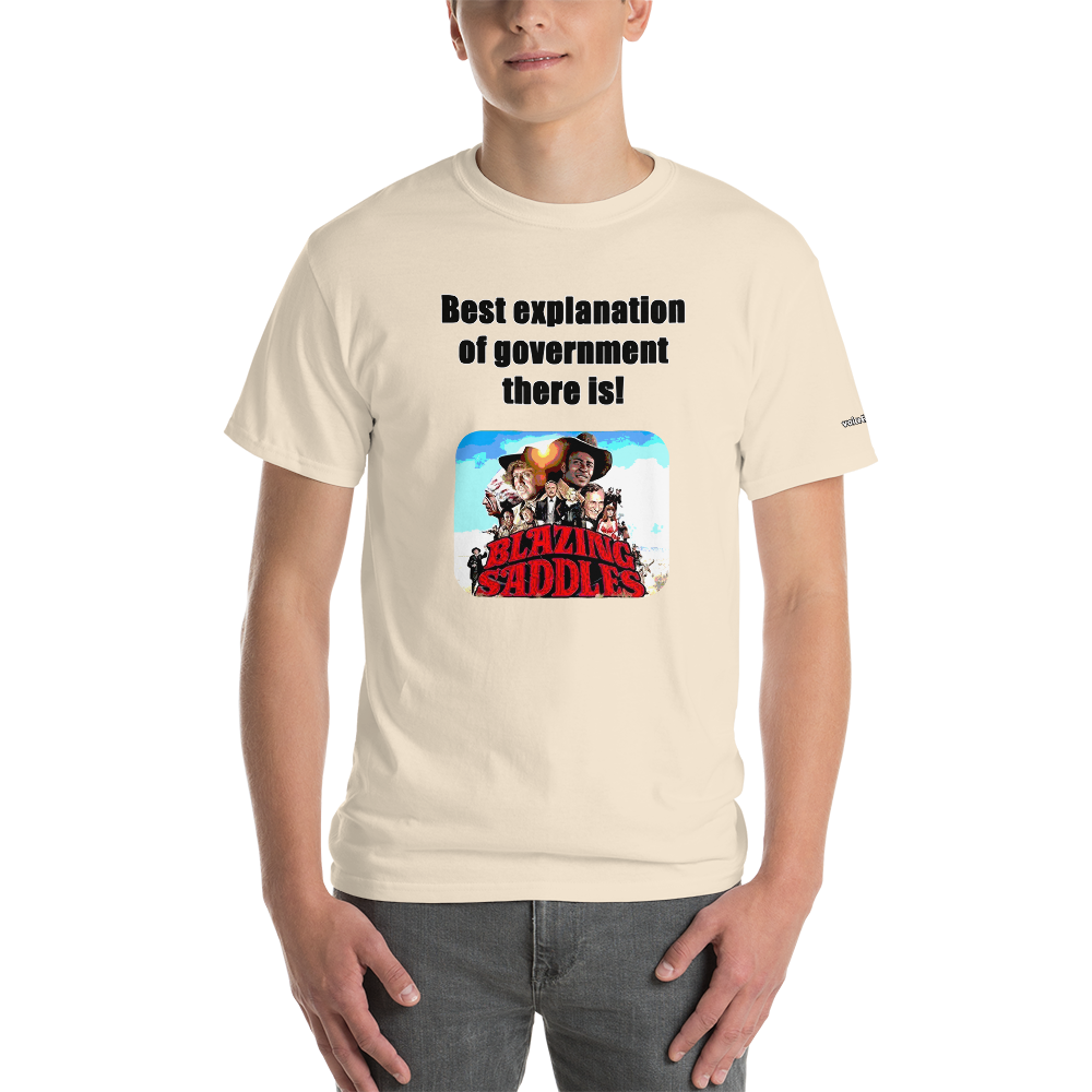 Explanation of Government T-Shirt - Voice4liberty
