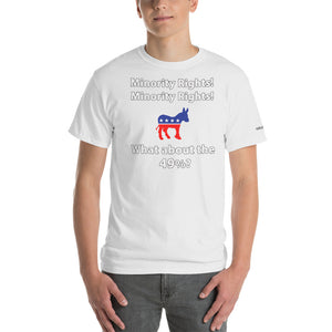 Minority Rights T-Shirt - Voice4liberty
