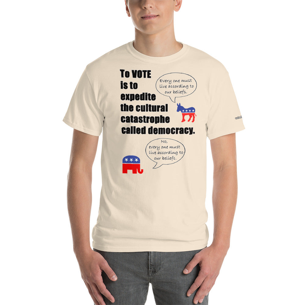 Cultual Catastrophe T-Shirt - Voice4liberty