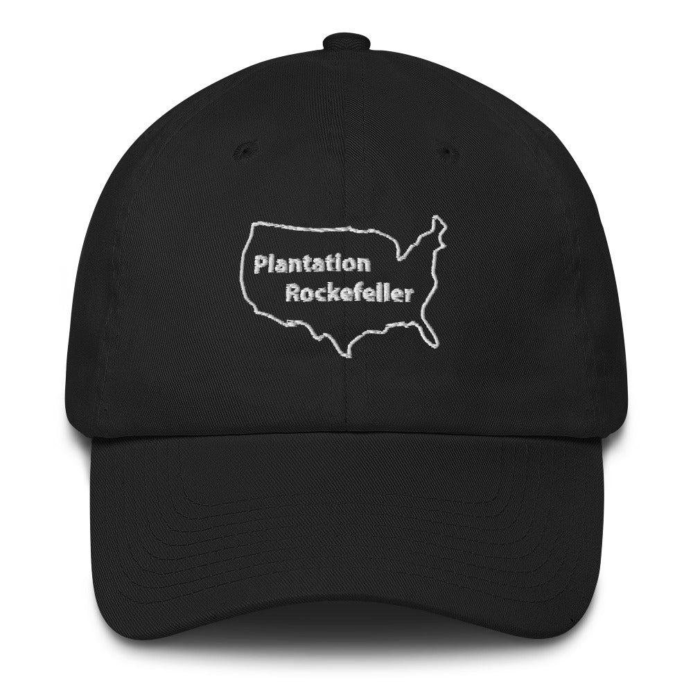 Plantation Rockefeller Cotton Cap (comes in two colors) - Voice4liberty