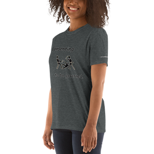 Consenting to be Governed Short-Sleeve Unisex T-Shirt (153 g/m²) - Voice4liberty