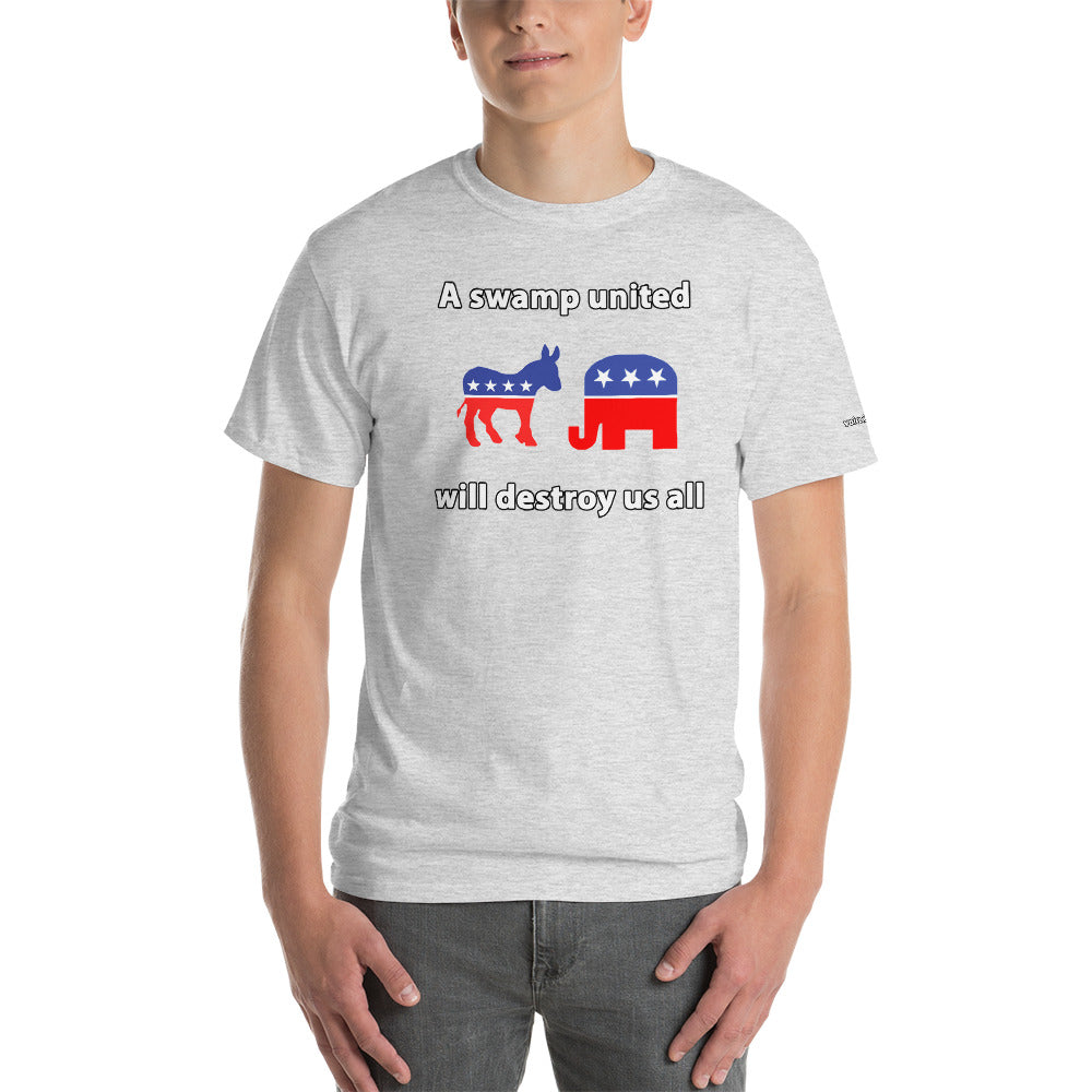 Swamp United T-Shirt - Voice4liberty