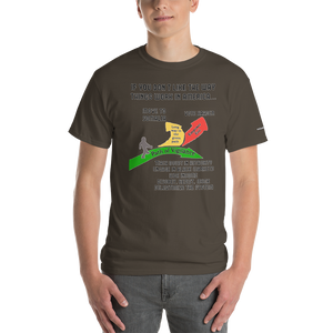 Path to Freedom Short-Sleeve T-Shirt - Voice4liberty
