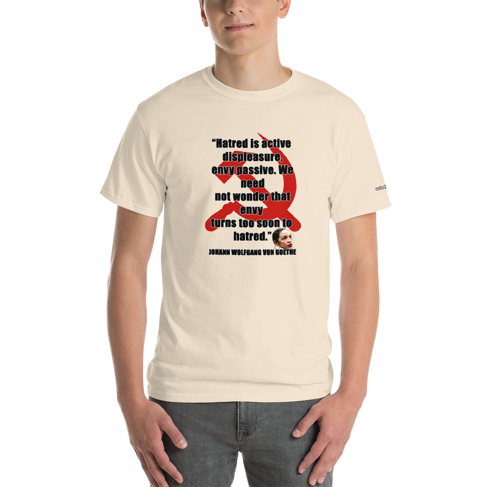 Envy turns to Hatred T-Shirt - Voice4liberty