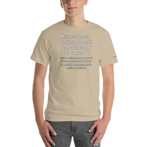 Succumb to the Tyrant T-Shirt - Voice4liberty