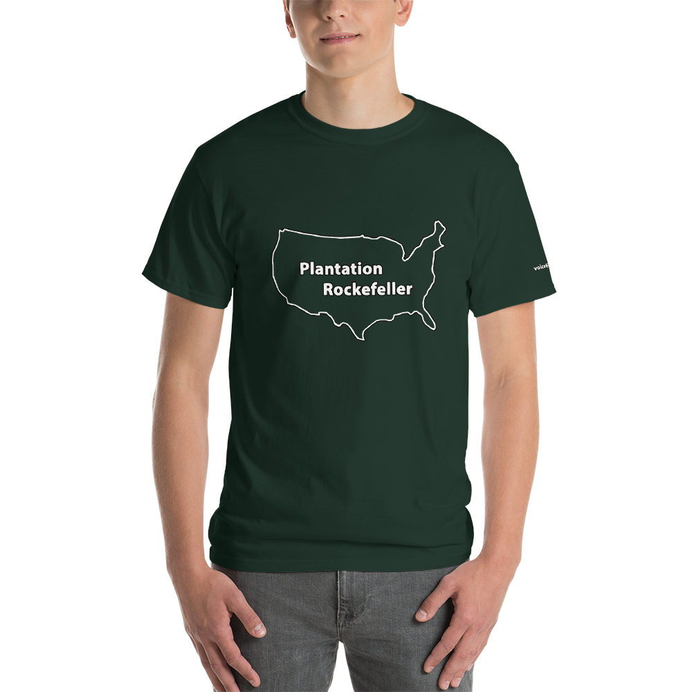 Plantation Rockefeller Short-Sleeve T-Shirt - Voice4liberty