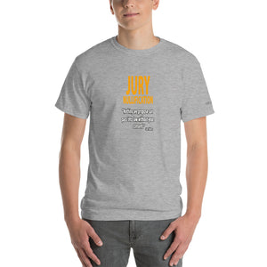 Jury Nullification Sam Adams Quote T-Shirt - Voice4liberty
