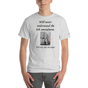 Jury Nullification and Obedience T-Shirt - Voice4liberty