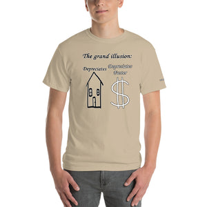 The Grand Illusion T-Shirt - Voice4liberty