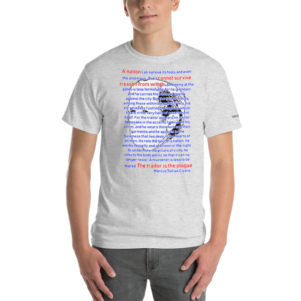 Treason from Within Short-Sleeve T-Shirt - Voice4liberty