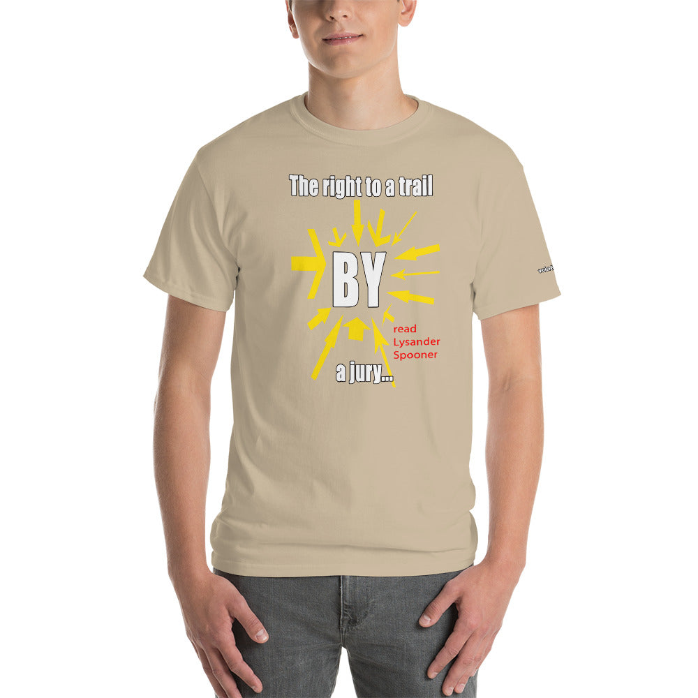 Trail BY Jury T-Shirt - Voice4liberty