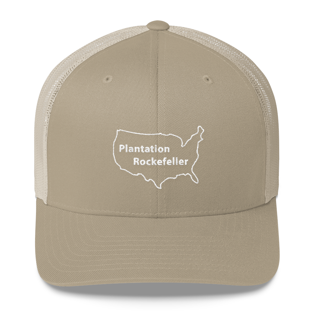 Plantation Rockefeller Trucker Cap (comes in four colors) - Voice4liberty