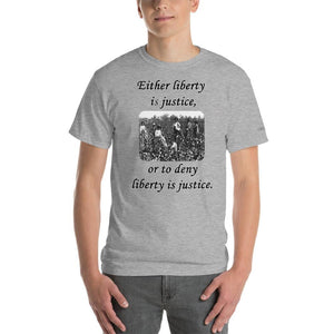 Liberty or Deny Liberty T-Shirt - Voice4liberty